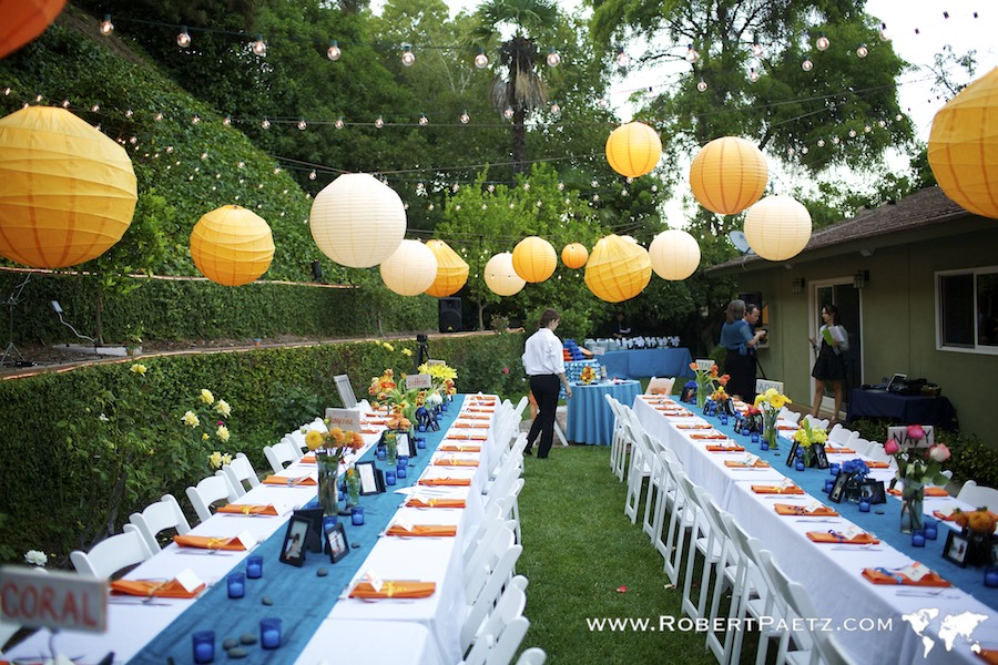 Small and intimate outdoor weddings, always more fun! - Intimate Outdoor Wedding Ideas