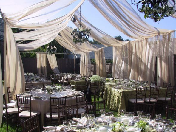 Small Backyard Wedding Ideas On A Budget Design And