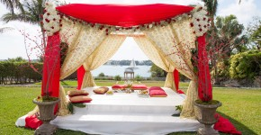 Outdoor Weddings a great possibility